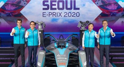 Seoul pronta ad accogliere la Formula E: si corre all'interno dello stadio