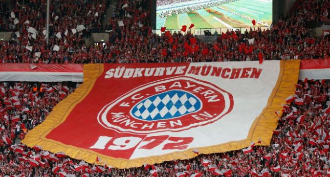 Bayern, tutte le gare in casa e in trasferta sono sold out