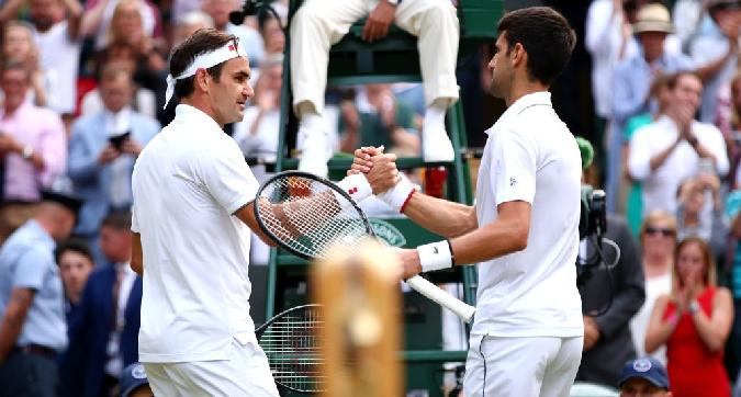 "Tennis, Federer: ""Finale da ricordare? Io cercherò di dimenticarla..."""