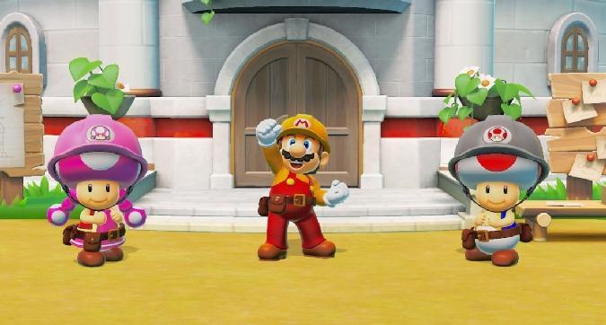 Super Mario Maker 2 tira fuori il game designer che non sapevate avere in voi