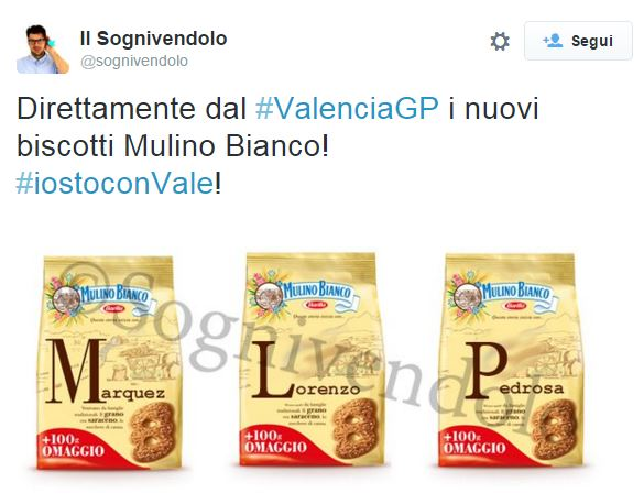 """Lorenzo e Marquez, il web attacca: """"Biscotto"""""""