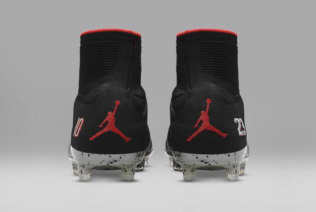 Neymar versione Air Jordan
