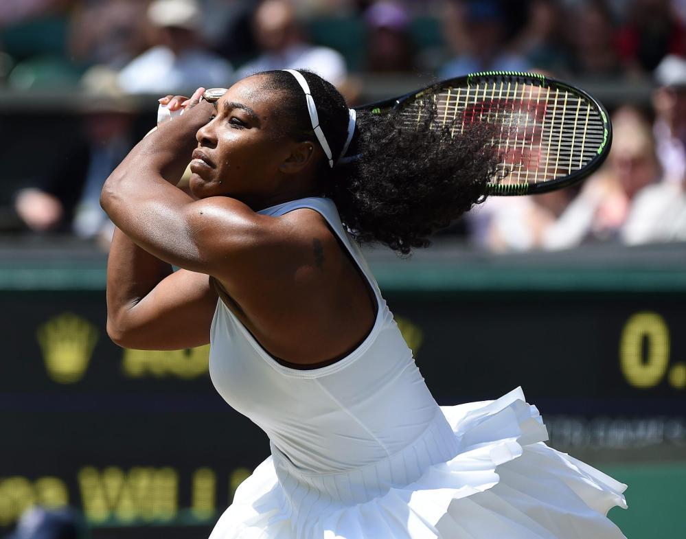 Wimbledon, niente derby tra Williams in finale