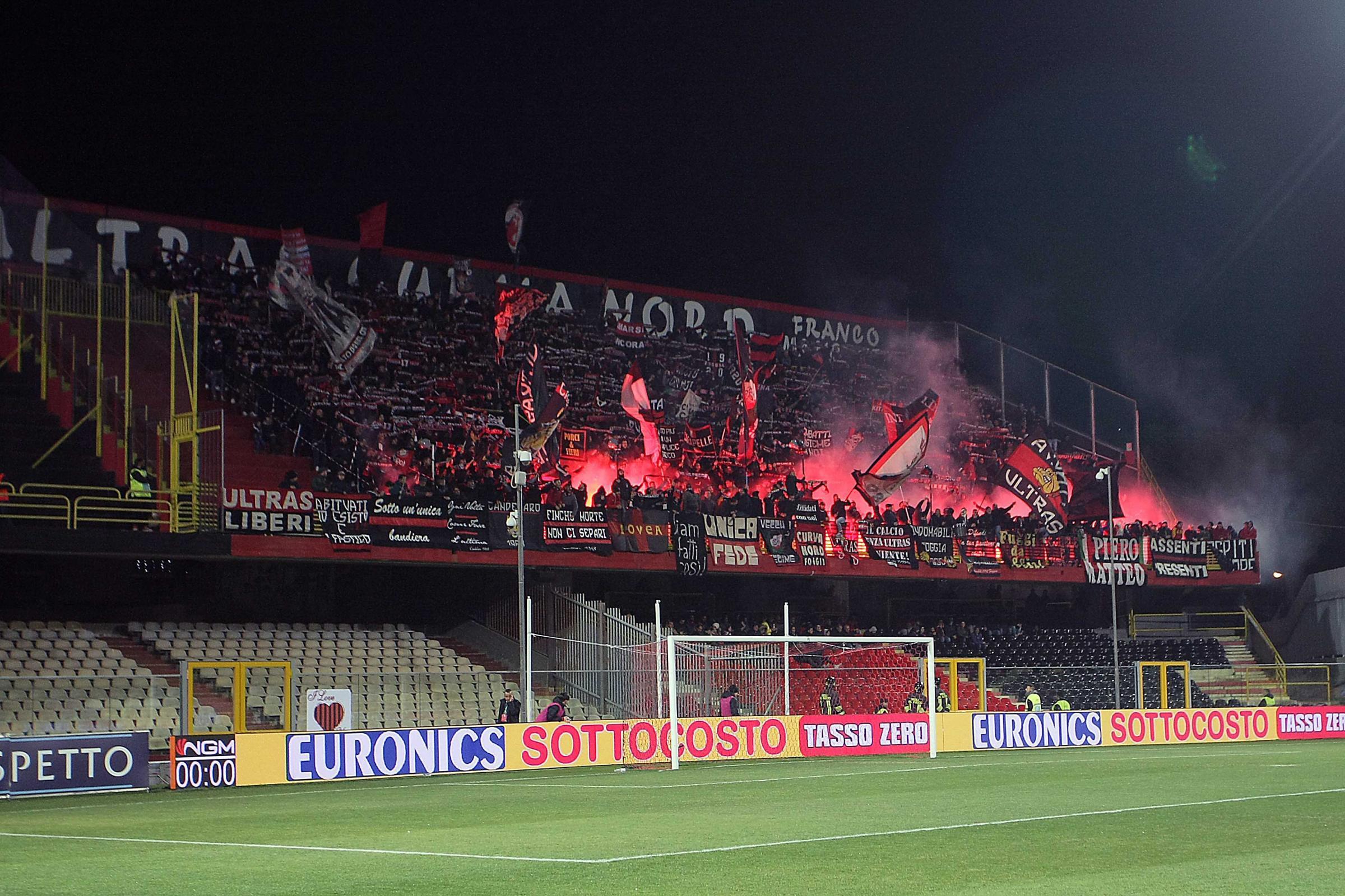 I neroverdi di Inzaghi si fanno riprendere dal Foggia al 95'