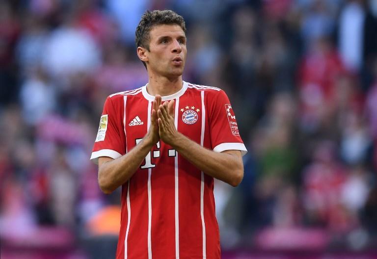 Thomas Müller, 102 gol in Bundesliga