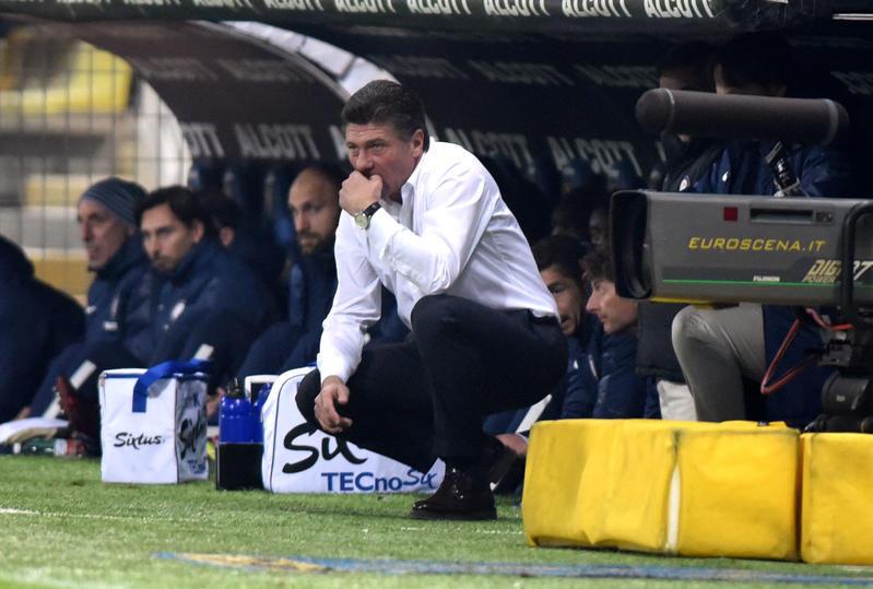Mazzarri, stagione compleata 2013/14, esonerato 2014/15. Bilancio totale: 25V, 21N, 12P. Quinto in campionato ed eliminato agli ottavi ci Coppa Italia nella prima stagione. Media punti in campionato: 1,55