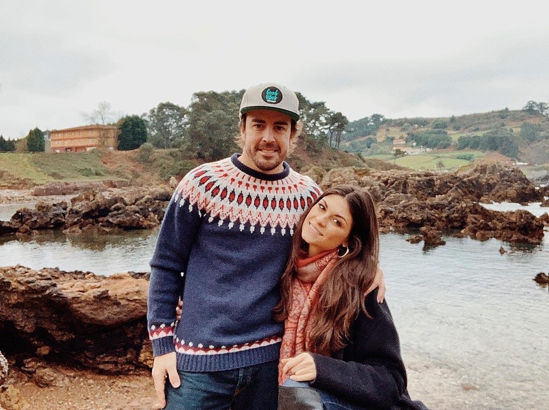 Fernando Alonso-Linda Morselli