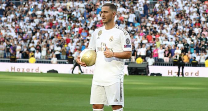 """Real Madrid, presentato Hazard: """"Mio sogno da sempre"""""""