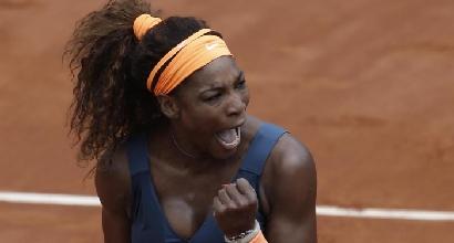Serena Williams, Lapresse