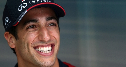 Ricciardo, foto IPP