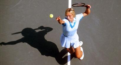 Martina Navratilova, Ipp