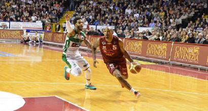 Basket, Serie A: Reggio Emilia e Venezia inseguono Milano