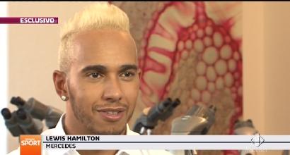 """Hamilton in esclusiva: """"Ogni vittoria è diversa"""""""