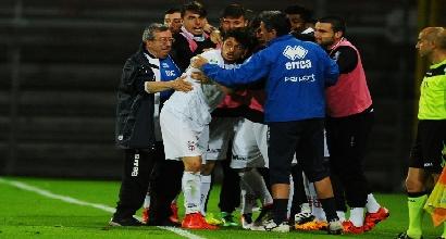 Pro Vercelli, 2-1 a Perugia e salvezza a un passo