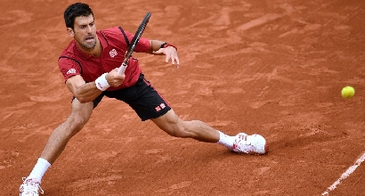 Djokovic (Afp)