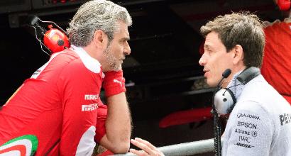 """F1 a Suzuka, Arrivabene: """"Abbiamo sottovalutato la Mercedes"""""""