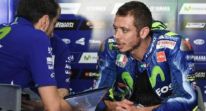 """Valentino Rossi attacca Marquez: """"È il più finto"""""""