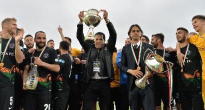 Inzaghi vince la Coppa Italia. Ora può sognare il