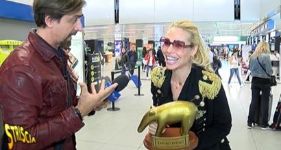"Tapiro d'Oro a Ilary Blasi: ""Totti a casa? Sarà pesante..."""
