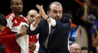 Basket, Olimpia Milano: pronto un triennale per Pianigiani