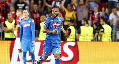 """Napoli, Insigne: """"Io da Barcellona? Voglio giocare con la maglia azzurra"""""""