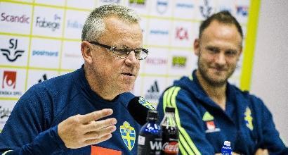 Mondiali 2018, Ct Svezia avvisa l'Italia:
