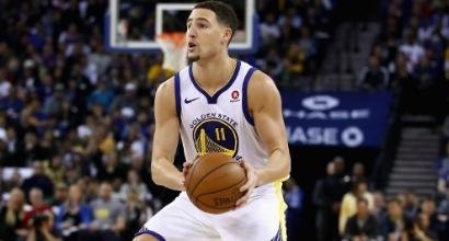 Nba: super Golden State, San Antonio va al tappeto