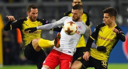 Europa League: Atletico sul velluto, crolla il Dortmund