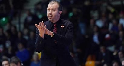 Basket Serie A, Milano sempre più prima: Avellino si arrende