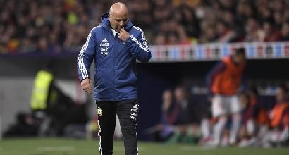 "Sampaoli: ""L'Argentina è stata schiaffeggiata"". E Maradona..."