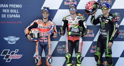 "MotoGP, Crutchlow: ""Margine minimo"""
