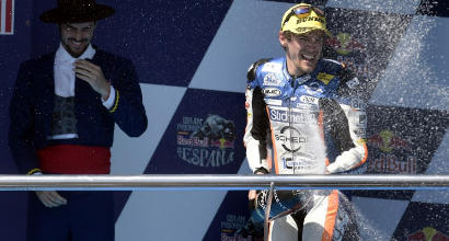 Moto3 | Gp Jerez Warm Up: Martin davanti a Bezzecchi