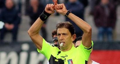 Serie A: Tagliavento arbitra Roma-Juve