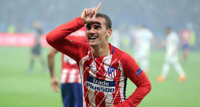 Atletico Madrid, Griezmann annuncia: