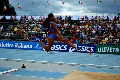 L'atleta del momento: Larissa Iapichino! A 15 anni è meglio di mamma Fiona May