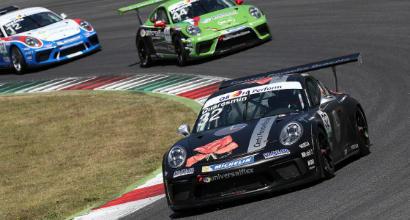 La Porsche Carrera Cup Italia inaugura il rush finale a Vallelunga