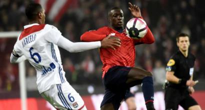 Ligue 1: il Lione rimonta il Lille, Monaco ancora ko