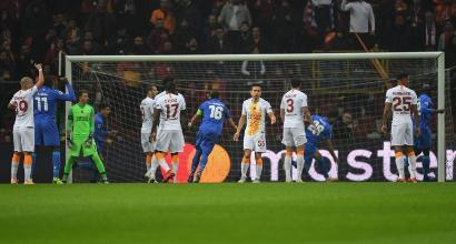 Champions League - Il Dortmund vince ed è primo, polveri bagnate per l'Atletico Madrid