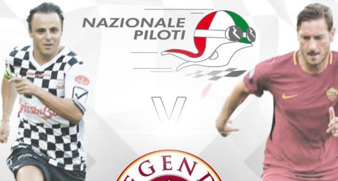 Roma, la Formula E convoca Totti: l'ex numero 10 di nuovo in campo contro la Nazionale piloti
