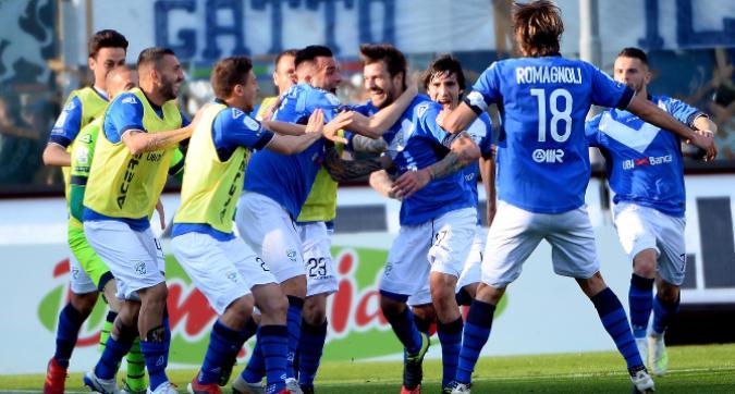 Brescia promosso in Serie A