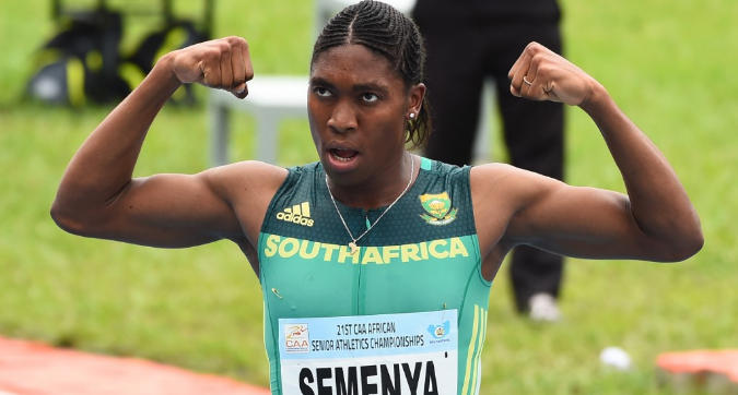 Semenya, ricorso respinto dal Tas: cura ormonale o niente 800 metri