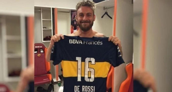 Boca, è De Rossi-mania: forse presentazione alla Bombonera