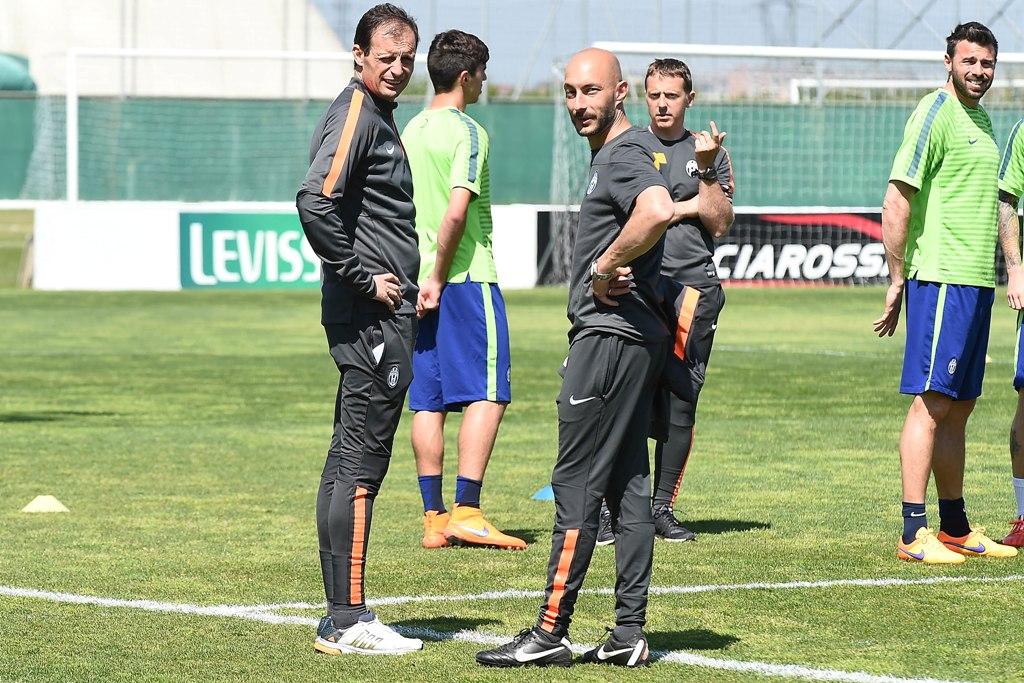Juventus, tutto pronto per il Monaco