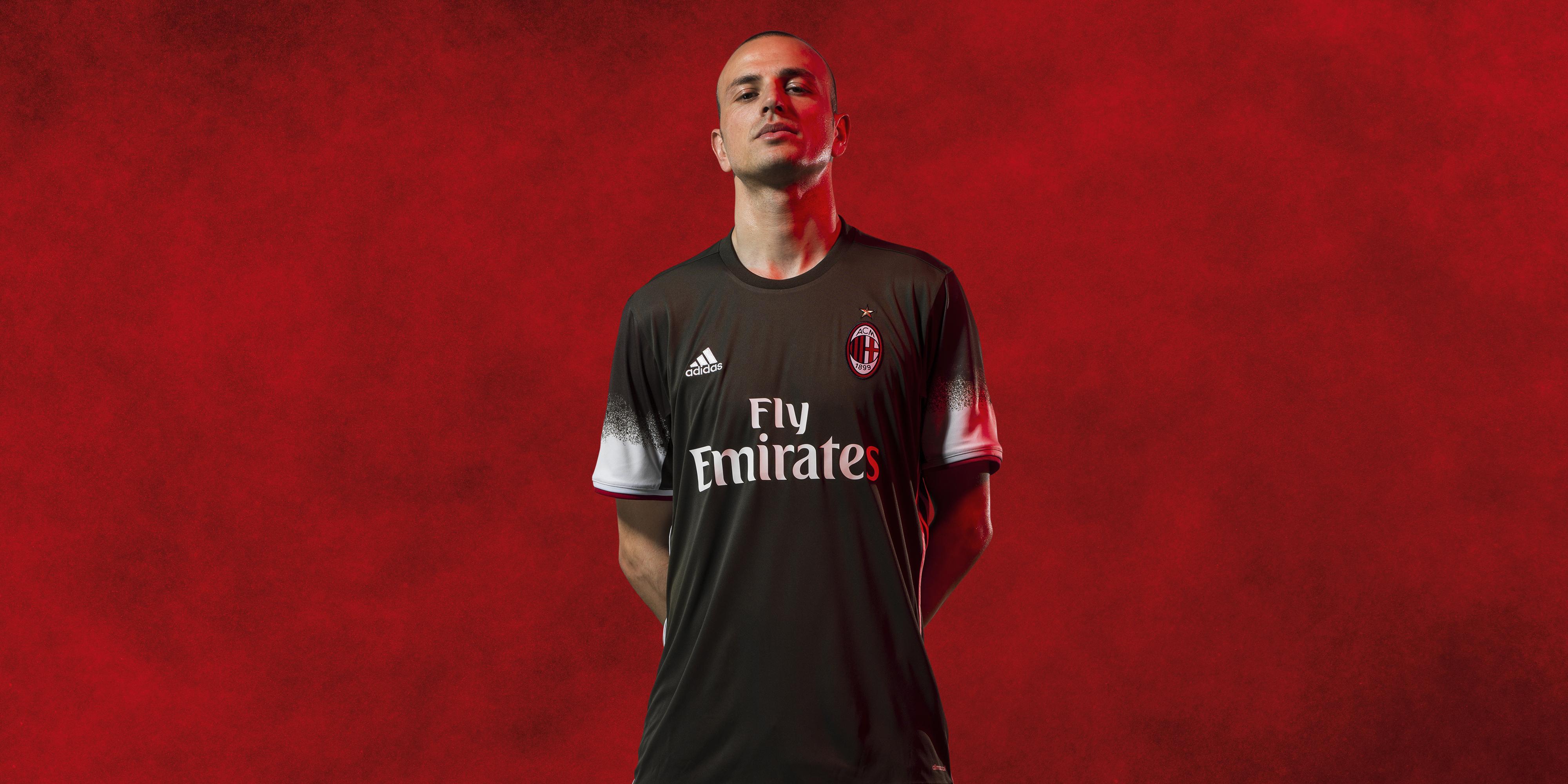 Milan 2016/17: la terza maglia