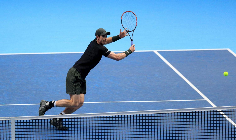 Atp Finals, percorso netto per Murray
