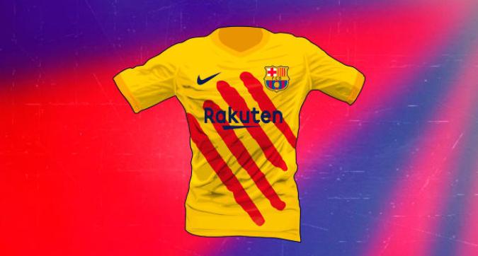 Barcellona, una maglia da big match