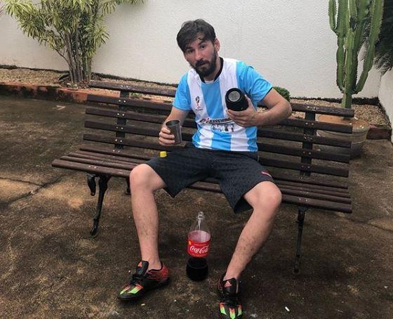 Paulo Vitor Rodrigues sul web è divenuto il sosia