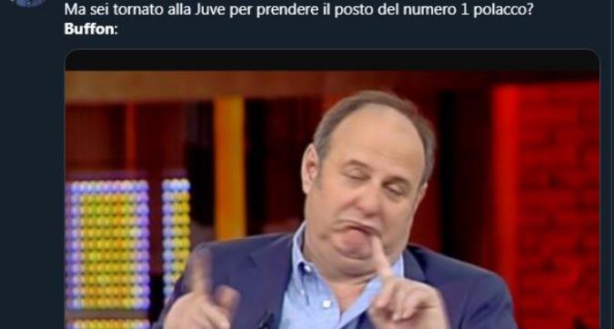 Juventus, le reazioni dei tifosi al possibile ritorno di Buffon