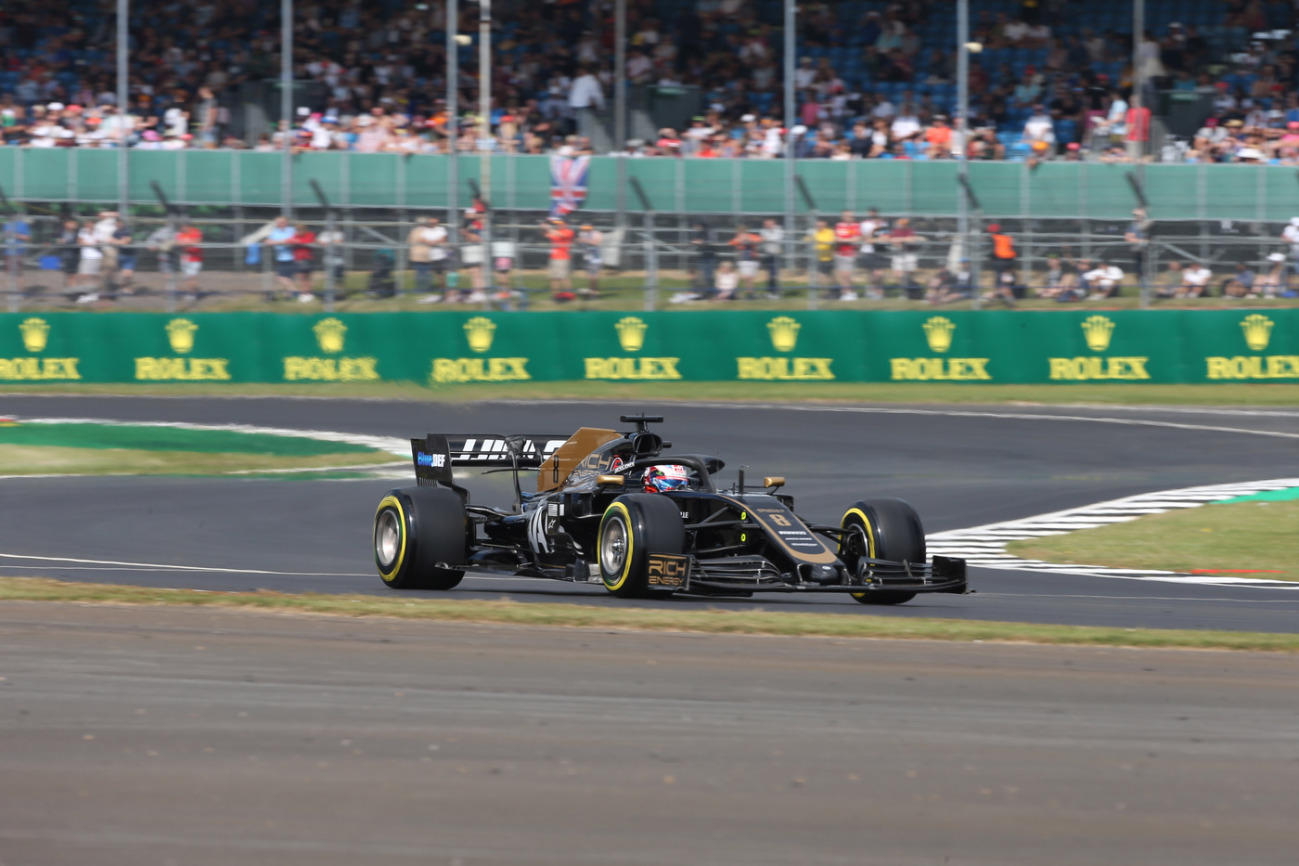 Il venerdì di libere dà il via al GP di Gran Bretagna