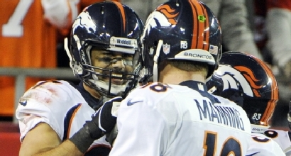 Nfl: Broncos, colpaccio a Kansas City